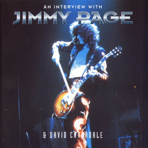 Jimmy Page & David Coverdale audiobook cover art