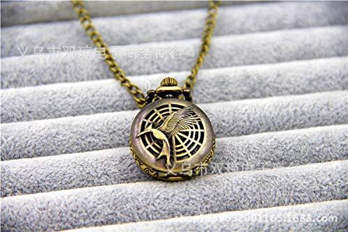 Hot Retro Hunger Games 2 Catching Fire Sinsajo reloj de...