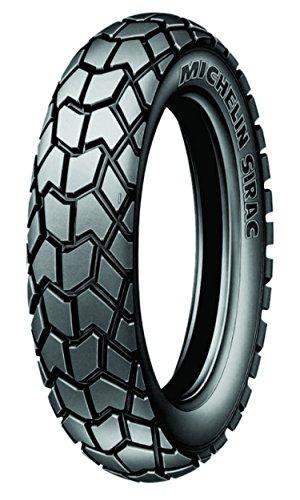 Michelin Sirac Street 110/90 - 18 61P Tubeless Bike Tyre, Rear