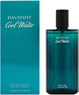 Cool Water by Davidoff for Men - Eau de Toilette, 125ml