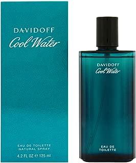 Davidoff Cool Water Eau de Toilette Spray for Men, 125 ml