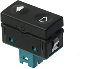 URO Parts 61318365300 Window/Sunroof Switch, Green Terminal Housing