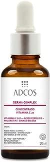 Derma Complex Concentrado Vitamina C 20 (15ml) - ADCOS