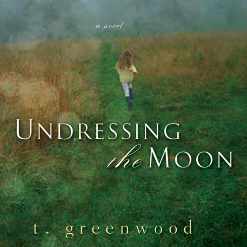 Undressing the Moon audiobook cover art