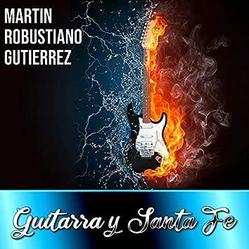 Guitarra y Santa Fe