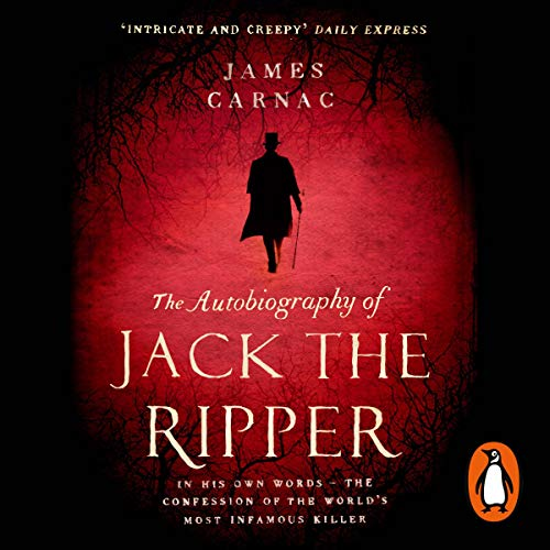 The Autobiography of Jack the Ripper cover art