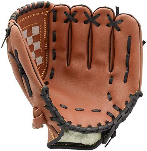 Kids Youth Baseball Glove for Left Hand, Premium Leather Softball Glove...