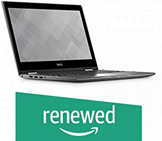 (Renewed) Dell Inspiron 13 5378 13.3-inch Laptop (7th Gen Core i3-7100U/4GB/1TB/Windows 10/Integrated Graphics), Grey