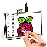 Elecrow - Pantalla para Raspberry Pi (5 pulgadas, 800 x 480, tamaño pequeño, HDMI, para Raspberry Pi, Windows 7 8 10)