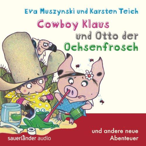 Cowboy Klaus und Otto der Ochsenfrosch Titelbild
