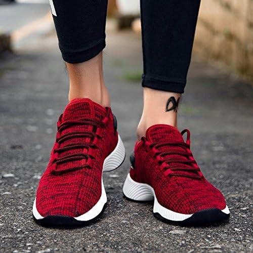 GUNAINDMX GUNAINDMX GUNAINDMX Sports Hommes's chaussures Mesh Leisure Spring, 39, rouge 8ad