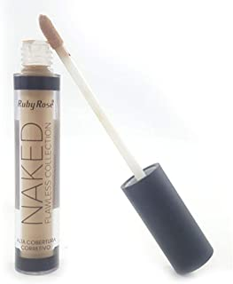 Ruby Rose Corretivo Líquido Naked Flawless Collection L03