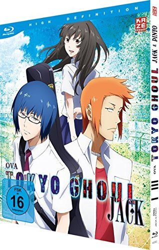 Tokyo Ghoul: Pinto & Jack - OVA - [Blu-ray]