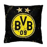 Borussia Dortmund BVB-Kissen Sterne one Size
