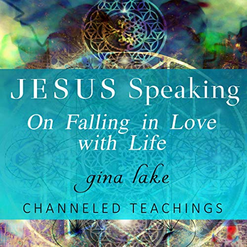 Jesus Speaking audiobook cover art