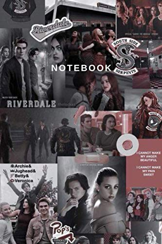 Riverdale | Notebook , Journal | Perfect for Birthday gifts and Fan club members: Perfectly Lined journal ,110 pages , 6x9 inches