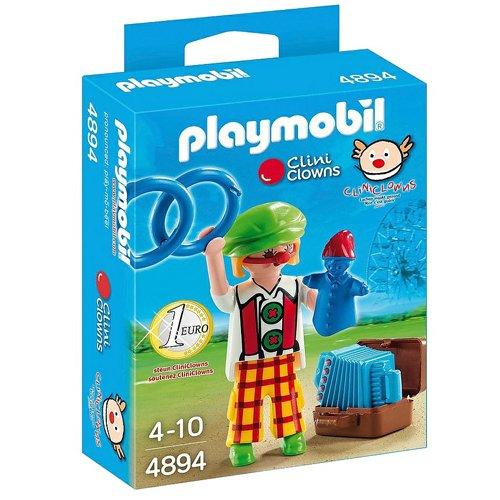 Playmobil 4894 - Spielzeug - Cliniclown