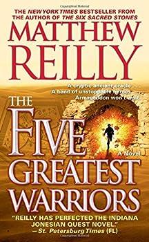 The Five Greatest Warriors  A Novel  3   Jack West Jr