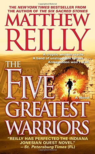 The Five Greatest Warriors: A Novel (Volume 3) (Jack West, Jr.)