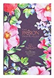 """The Passion Translation New Testament (2nd Edition) Berry Blossoms: with Psalms, Proverbs, and Song of Songs (Hardcover) €"""" A Perfect Gift for Confirmation, Holidays, and More"""