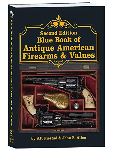 Compare Textbook Prices for Blue Book of Antique American Firearms & Values 2 Edition ISBN 9781947314078 by S. P. Fjestad,John Allen