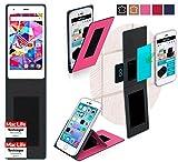 Hülle für Archos Diamond S Tasche Cover Hülle Bumper | Pink | Testsieger