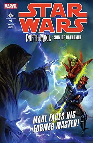 Star Wars: Darth Maul - Son of Dathomir (2014) #4 (of 4) (English Edition)