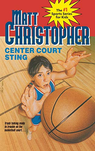 Center Court Sting (New Matt Christopher Sports Library)