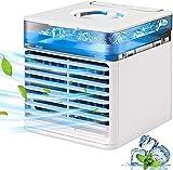 HZIXIXI Nebulizador Portatil, Refresca, Humidifica Cubo Aire Acondicionado - ProteccióN del Medio Ambiente Climatizador...