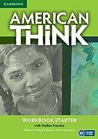 American Think Starter Workbook with Online Practice