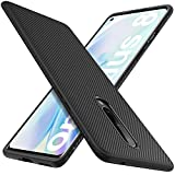 GESMA for Oneplus 8 Case Compatible with T-Mobile & Unlocked Phone ONLY, Scratch Resistant & Anti Slip Grippy Soft TPU Case for Oneplus 8 5G Phone(NOT FIT with Verizon Version)(Black)
