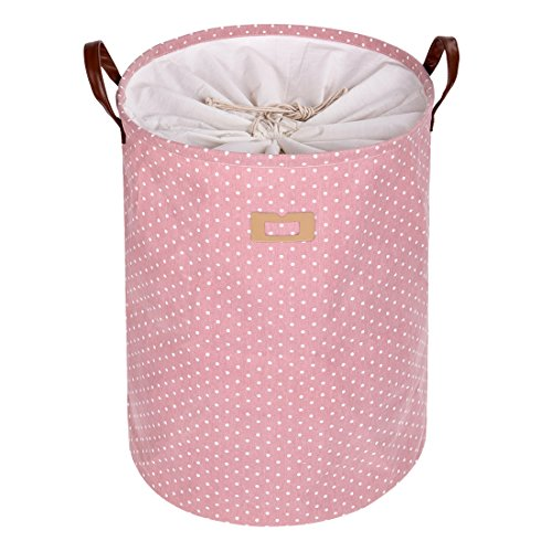 Product Image of the DOKEHOM 22-Inches Thickened X-Large Laundry Basket -(9 Colors)- with Durable...