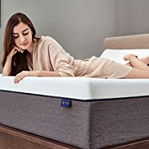Queen Size Mattress, Ssecretland 11 Inches Memory Foam Mattress in a Box, Breathable Bed Comfortable Mattress with CertiPUR-US Certified Foam for Sleep Supportive & Pressure Relief, 10 Year Warranty