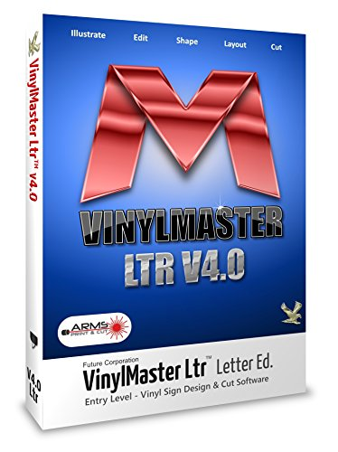 Make Signs, Logos and Shapes with a Vinyl Cutting Plotter VinylMaster LTR