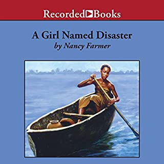 A Girl Named Disaster cover art