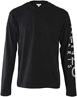 Sport Paris Black Long Sleeve T-Shirt