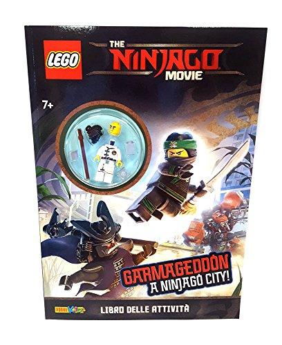 Lego Ninjago. Garmageddon a Ninjago City