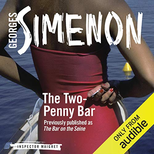 Couverture de The Two-Penny Bar