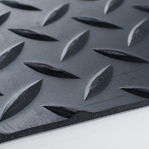 Rubber Mat Shed Floor Covering