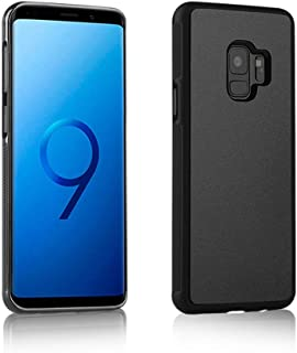 Fitted Cases - Anti Gravity Phone Case For Samsung S9 S8 S7 S6 S5 Edge Plus Note 8 7 5 4 For Iphone X 8 7 6s 6 Plus Adsorbed Cover Cases - For Samsung Note 8 Black - Galaxy Cell Paper Smart