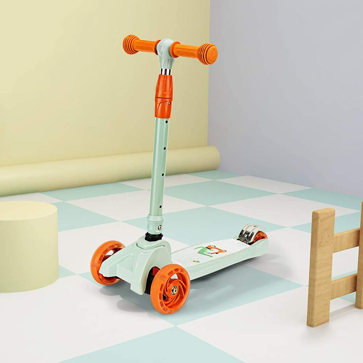 Scooter Complete Trick Scooter Intermediate and Beginner Stunt Scooters for Kids 8 Years and Up Teens and Adults Durable Freestyle Kick Scooter for Boys and Girls