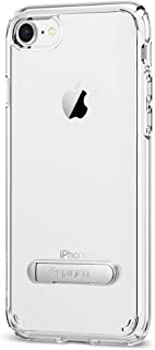 Spigen Ultra Hybrid S [2nd Generation] Designed for Apple iPhone 8 Case (2017) / Designed for iPhone 7 Case (2016) - Crystal Clear