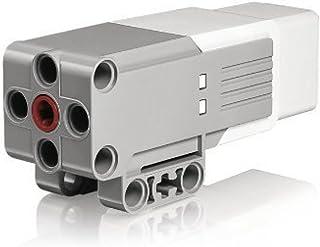 LEGO MINDSTORMS EV3 Medium Servo Motor 1pieza(s) Bloque de construcción para niños - Bloques de construcción para niños (Plata, Color Blanco, 1 Pieza(s), 10 año(s), 21 año(s))
