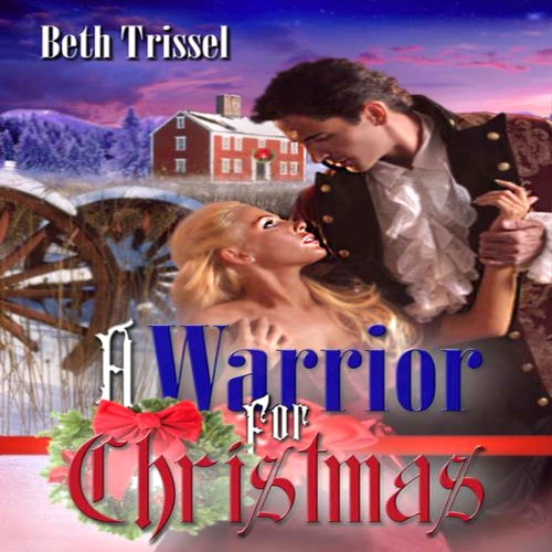 A Warrior for Christmas audiobook cover art