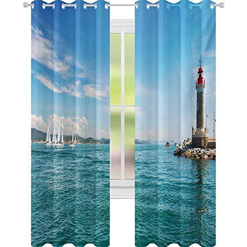 Lighthouse Curtains