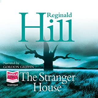The Stranger House cover art
