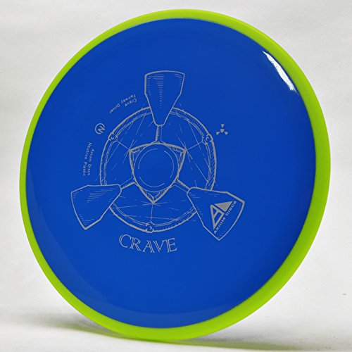 Axiom Discs Neutron Crave Disc Golf Driver (170-175g / Colors May Vary)