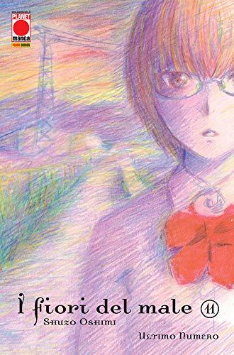 I Fiori del Male N° 11 - Ristampa - Planet Manga - Panini Comics - ITALIANO #MYCOMICS