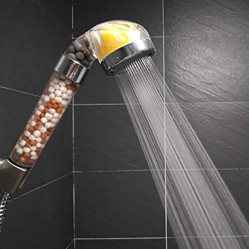 Einbauduschköpfe Einsparungswasser-Vitamin C-Filter-Handduschkopfsatz