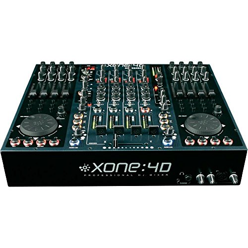 Allen & Heath XONE 4D - Mezclador digital con tarjeta de sonido